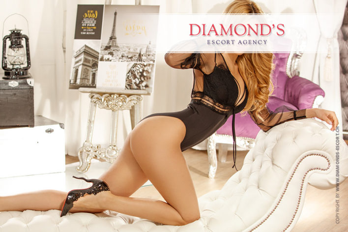 ALEXANDRA LUXURY ESCORT LADY BASEL