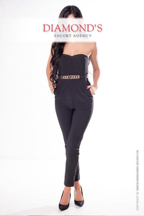 Dana VIP Escort Model