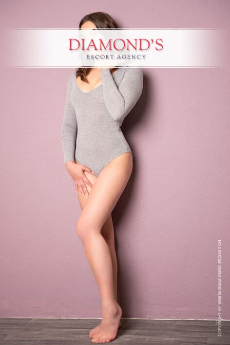 Luana luxury escort model zurich